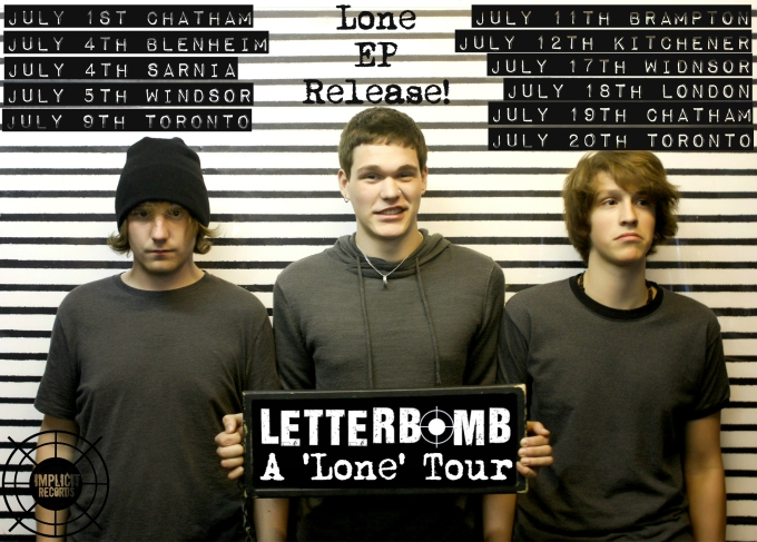 Lone Tour Updated